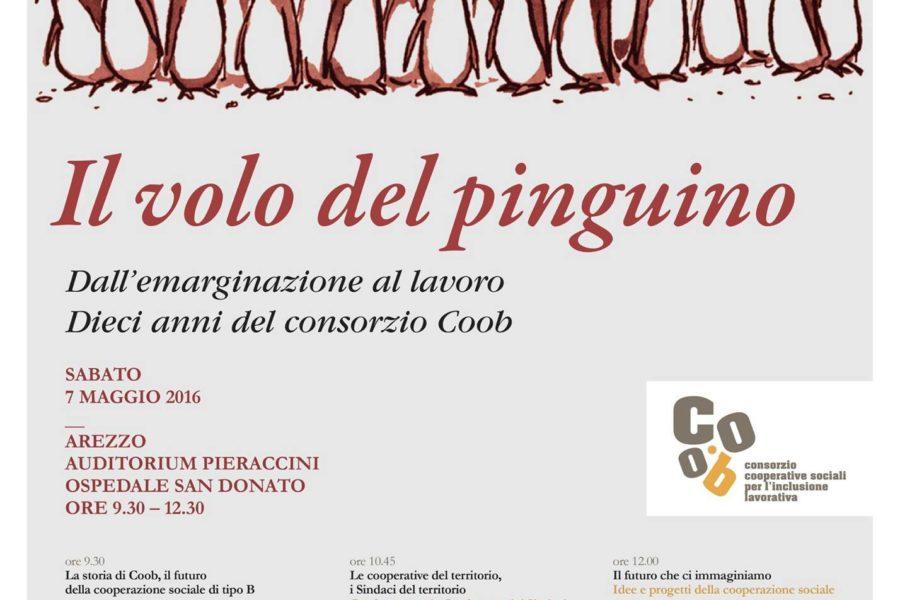 """""""Il volo del pinguino"""": storia del Consorzio Coob"""