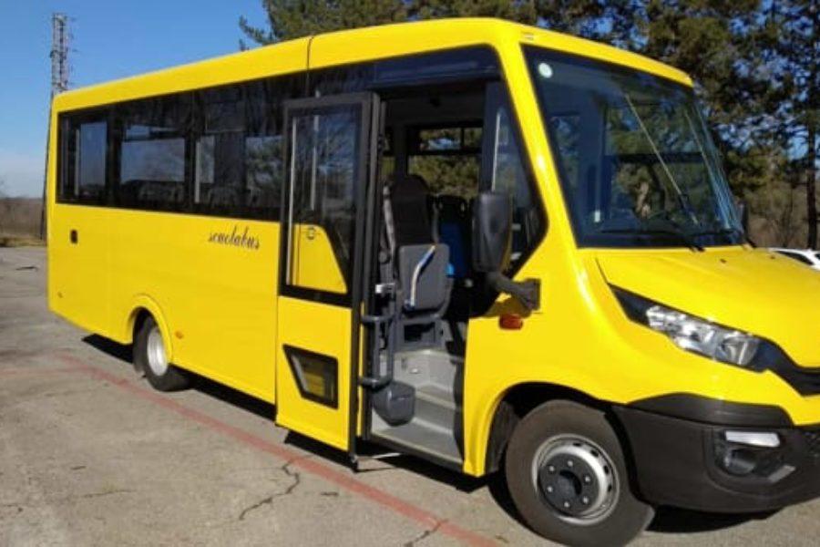BETADUE: Cavriglia, un nuovo scuolabus per il servizio di trasporto scolastico