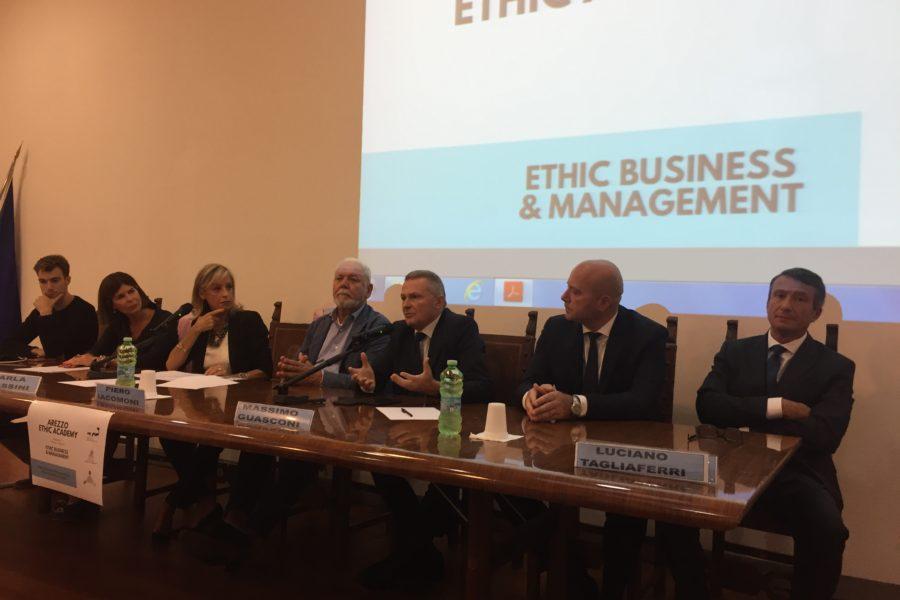 """COOB e il progetto """"Arezzo Ethic Academy"""""""