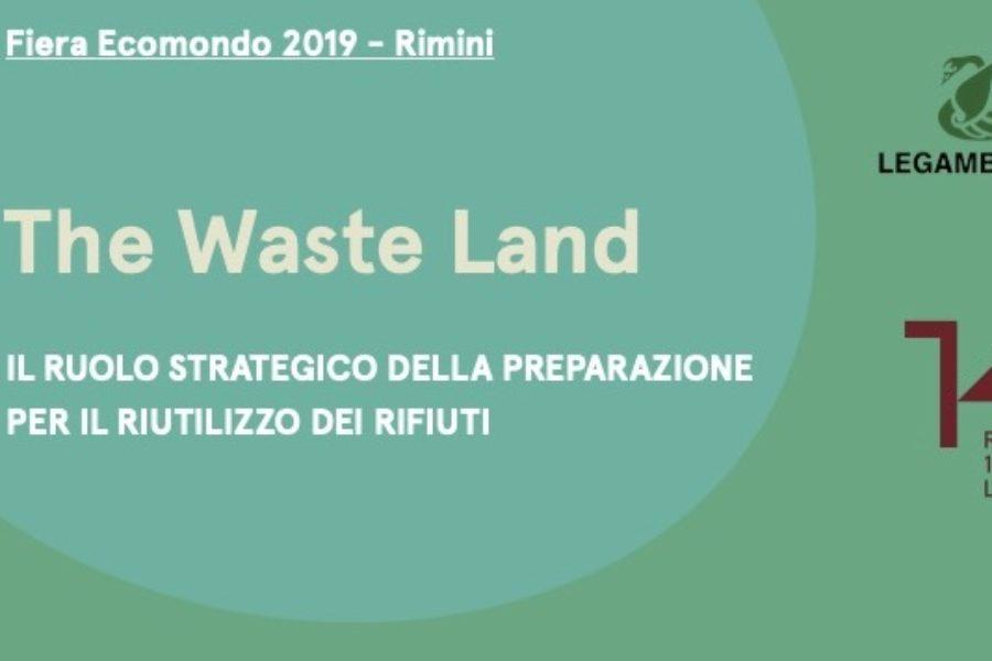 RETE 14 LUGLIO: Ad Ecomondo a parlare di economia circolare e riutilizzo dei rifiuti