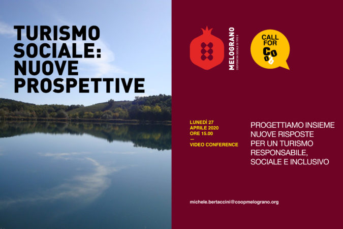 """CALL: Melograno """"Proposte e prospettive per il Turismo Sociale"""""""