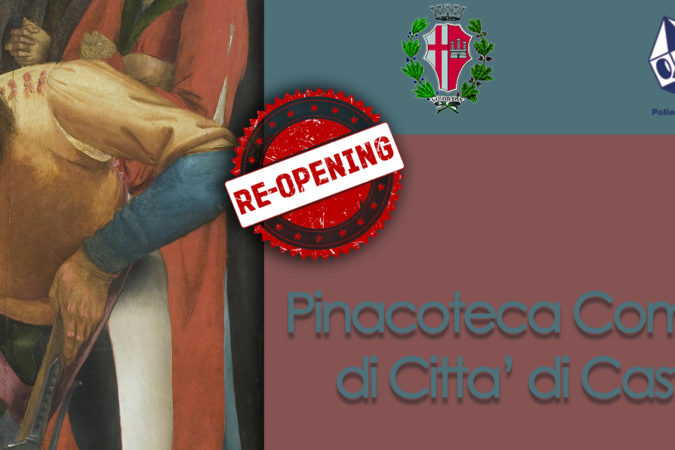 Riparte la cultura: Poliedro è pronta ad accogliere i visitatori della Pinacoteca di Città di Castello