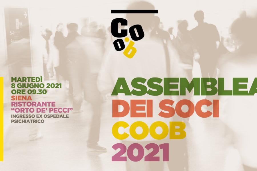 Assemblea dei soci – 8 Giugno 2021